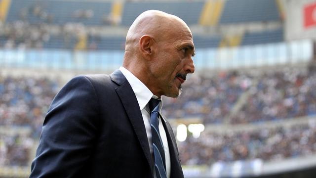 """Inter, Spalletti: """"Dobbiamo migliorare, ma ci è stato negato un rigore clamoroso"""""""