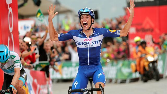 La Vuelta 2018 (20ª etapa): Yates, Mas y Superman López; el ciclismo tiene tres nuevos súperheroes