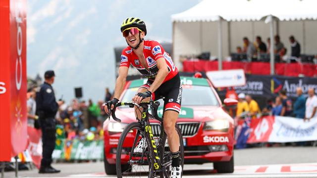 Yates on brink of La Vuelta glory as Mas wins Stage 20