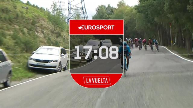 Key Moments Stage 20 - Yates clinches Vuelta triumph