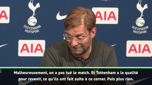 """Klopp totalement rassuré avant le PSG :  """"C'est notre meilleur match pour le moment..."""""""