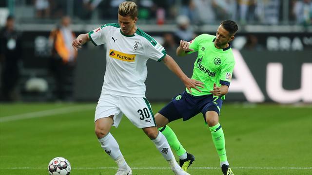 Schalke 04 galibiyete hasret