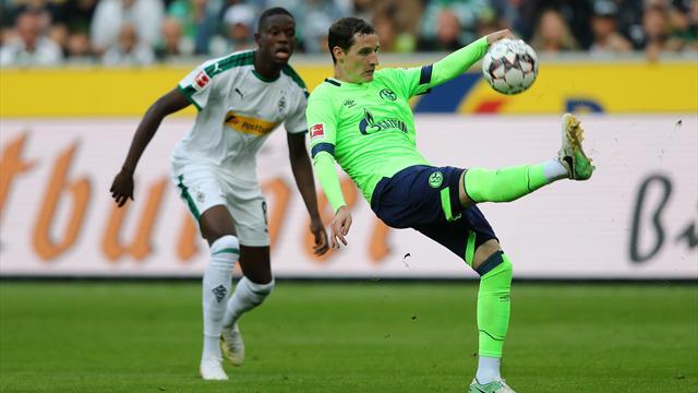 Wieder keine Punkte: Schalke verliert auch in Mönchengladbach