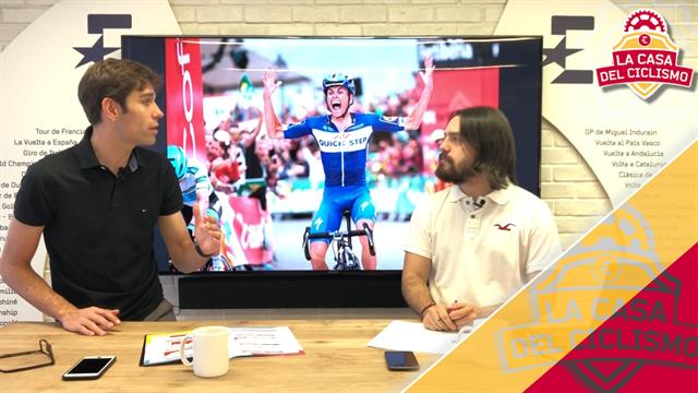 La Casa del Ciclismo (20ª etapa): Es necesario ilusionarse con Enric Mas, será muy grande
