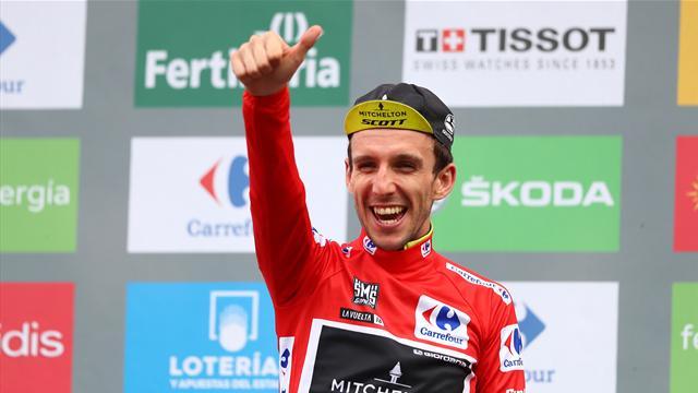 Yates consacré, Mas adoubé, Valverde épuisé : Les moments-clés de la 20e étape