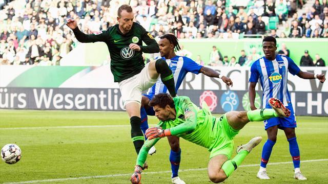 Spektakel in Wolfsburg: Die grauen Mäuse der Liga tanzen auf dem Tisch