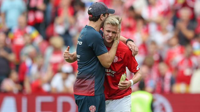 """""""Stolzer Papa"""" Schwarz: Mainzer Youngster lassen ihren Coach schwärmen"""