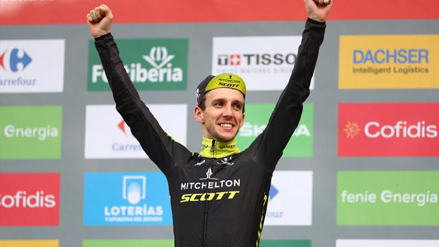 Stage 20 highlights: Mas wins as Yates sets up Vuelta victory ride