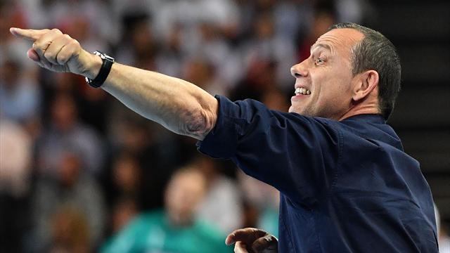 Montpellier s'enfonce face à Kielce