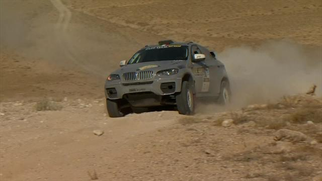 Image of the day: Turkmen Desert Race hits dramatic day five