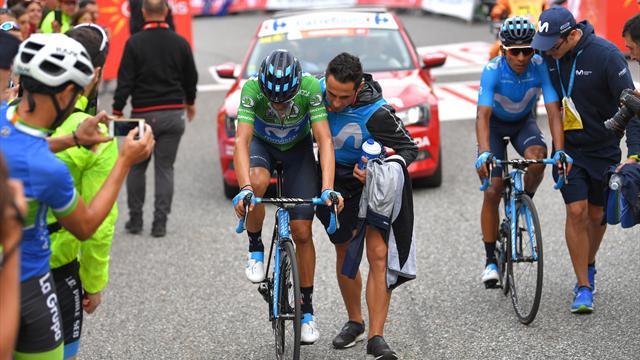 Valverde, si proche, finalement si loin