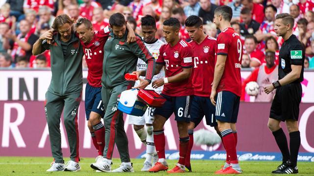 """""""Wir sind Freiwild!"""" Bayern-Bosse wüten nach Doppel-Verletzung"""