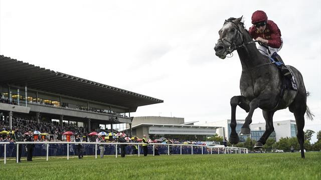 Идеальный финиш Роуринг Лайена на чемпионской гонке Ирландии