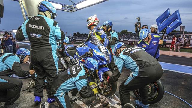 10 points for Suzuki Endurance Racing Team