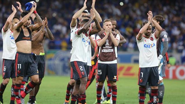 El Flamengo empata 1-1 con al Vasco da Gama y sigue en cuarto lugar en Brasil
