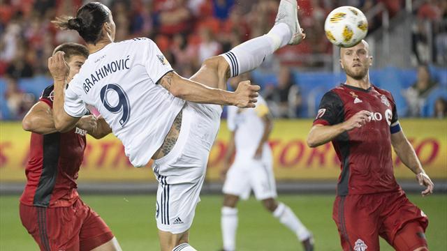 Pazzesco Ibrahimovic! Zlatan segna il gol numero 500 a modo suo
