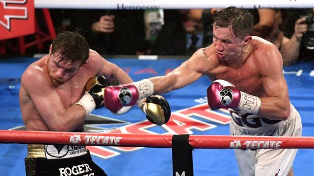 Головкин – о поражении от Альвареса: «Думаю, я боксировал лучше, чем он»