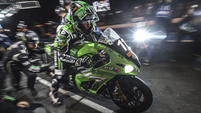 SRC Kawasaki France takes over lead