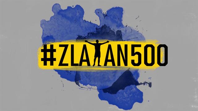 Från Malmö till Hollywood - så var Zlatans 500 mål