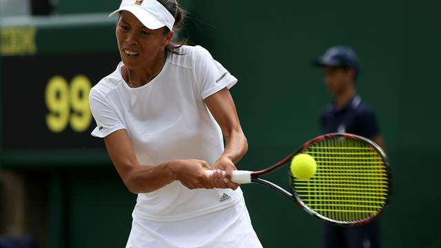 Hsieh Su-Wei claims Japan Women's Open title