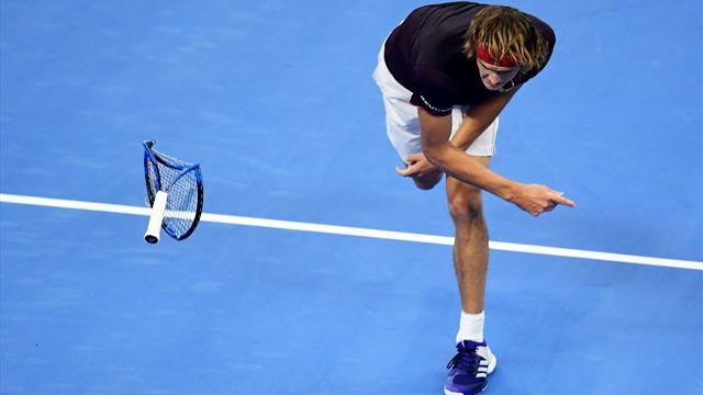 ATP-WTA : Les joueurs beaucoup plus sanctionnés que les joueuses