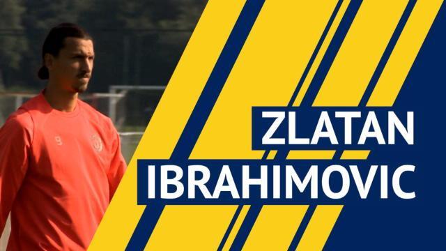 Zlatan Ibrahimovic, l'homme aux 500 buts