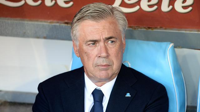 """Ancelotti: """"Napoli destinato a crescere, contro la Stella Rossa gioca Ospina"""""""