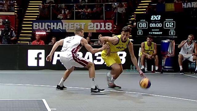 FIBA 3x3 Europe Cup: la Top 5 delle giocate dei primi due giorni