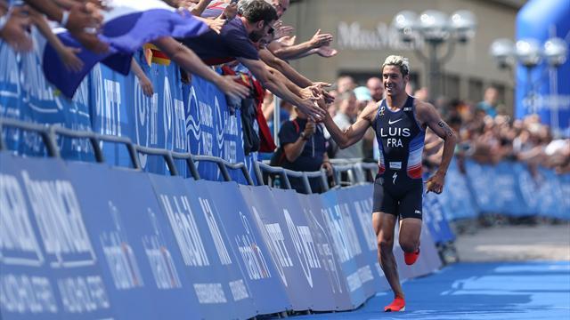 Luis vice-champion du monde