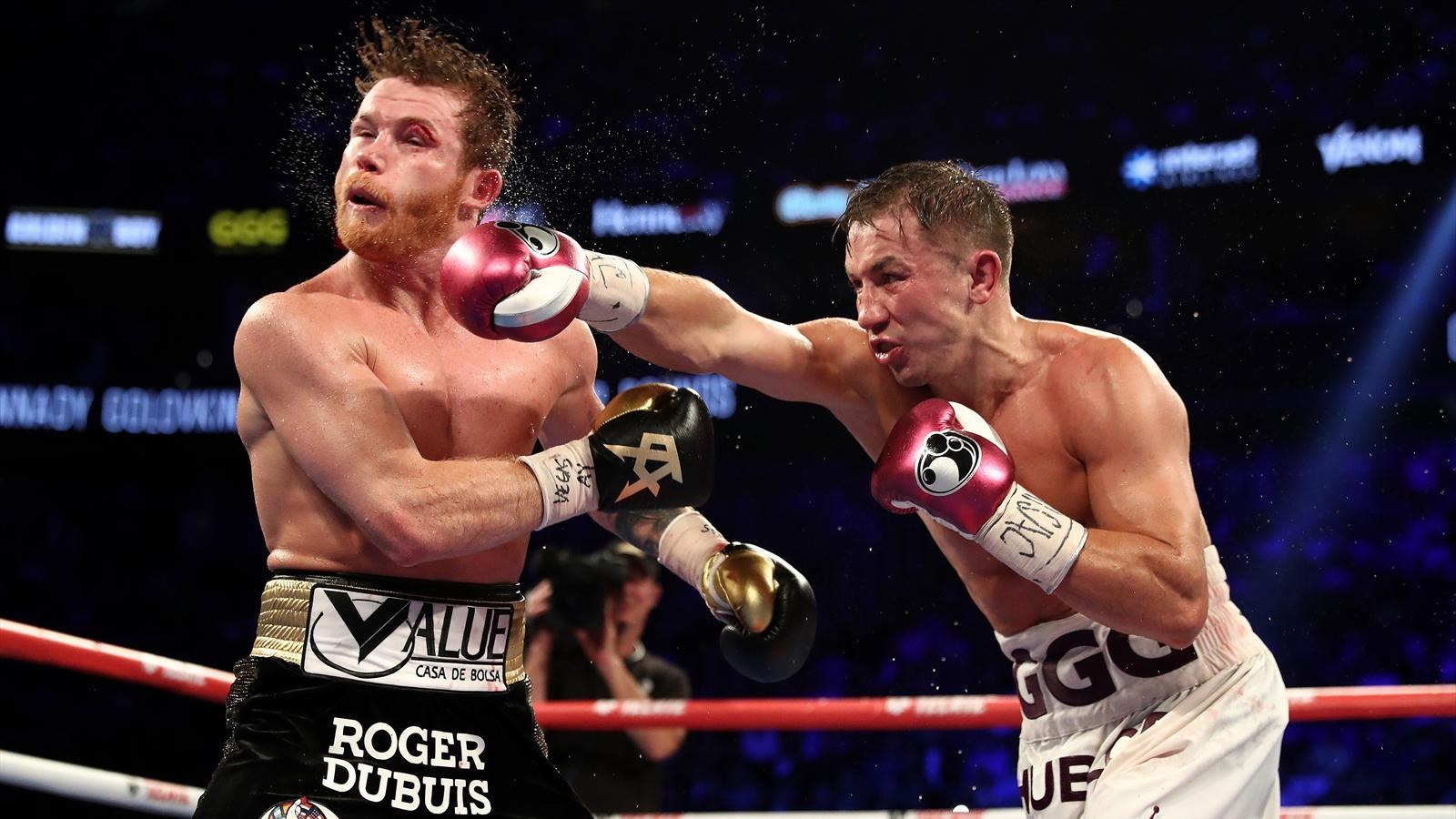 """""""America will not let Alvarez lose."""" The influenza of experts and fans of the Golovkin defeat"""