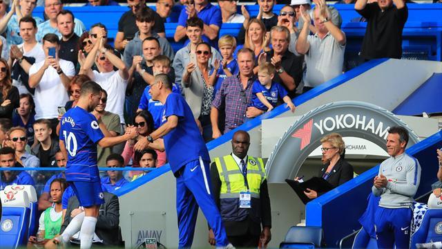Sarri says 'Europe's best' Hazard can score 40 goals - but is it realistic?