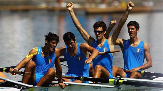 L'Italia vince il medagliere ai Mondiali: l'ammiraglia azzurra chiude con il 5° posto