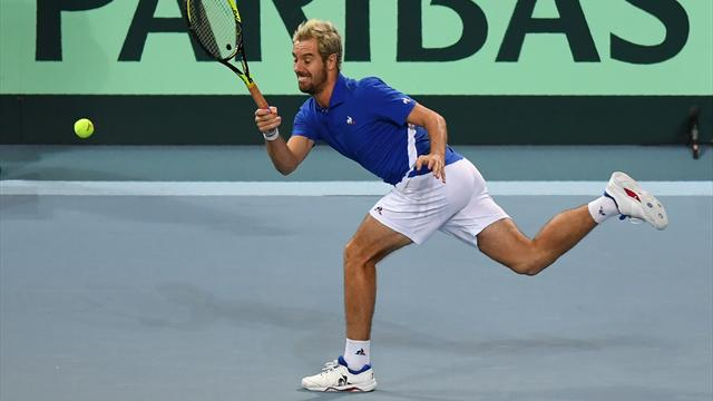 Gasquet s'incline face à Ramos