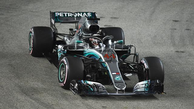 Hamilton perfetto allunga nel mondiale! Secondo Verstappen davanti a uno spento Vettel