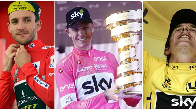 El histórico año del ciclismo británico: ¿Por qué han arrasado en las tres grandes?