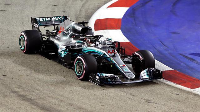 Hamilton met Vettel en quarantaine