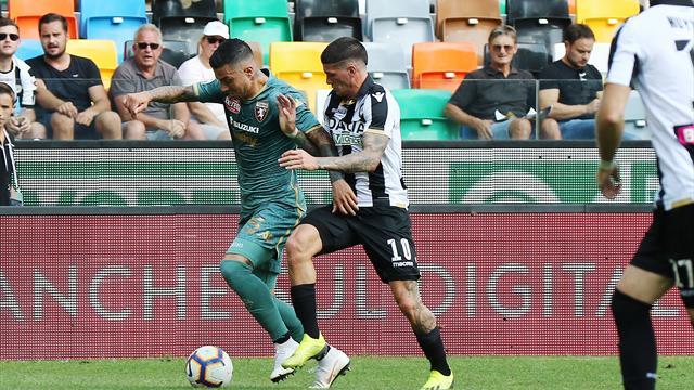 De Paul apre, Meité chiude con una magia: tutti felici, 1-1 tra Udinese e Torino