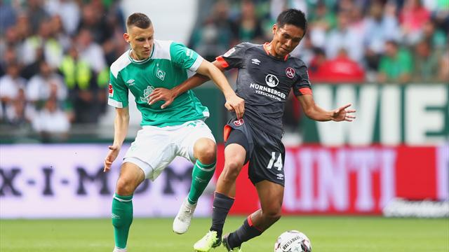 Last-Minute-Frust bei Werder trotz Eggestein-Hammer