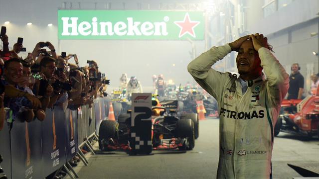 Le pagelle: fantastico Hamilton, anonimo Vettel. Alonso vince la gara dei normali