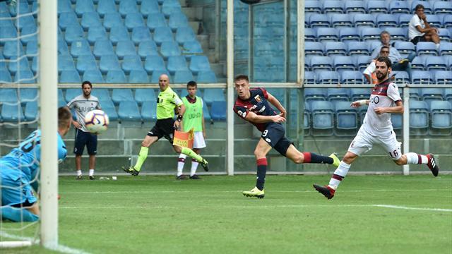 Piatek manda in estasi il Genoa: Bologna battuto 1-0, ora per Pippo Inzaghi è crisi