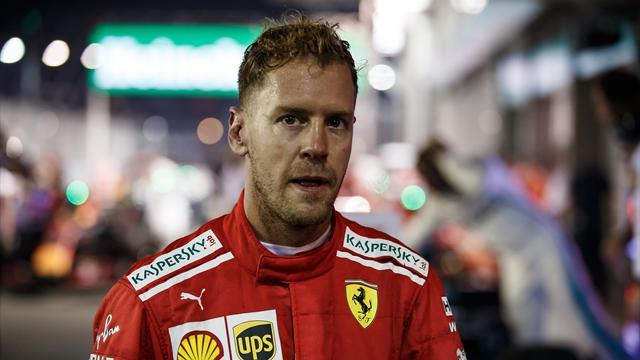 """Pressestimmen zum Ferrari-Rückschlag: """"Traurige Nacht für Vettel"""""""