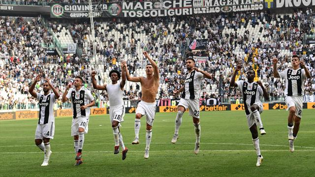 Le pagelle di Juventus-Sassuolo 2-1