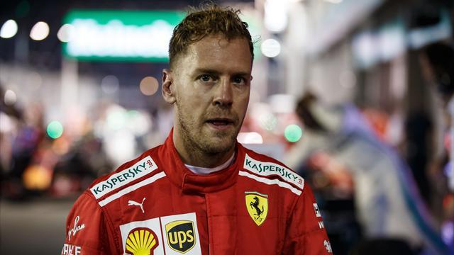 A trop vouloir chasser Hamilton, Vettel a encore perdu des gros points