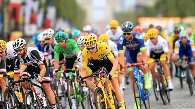 LIVE STREAMING GRATIS! La presentazione del Tour de France 2020