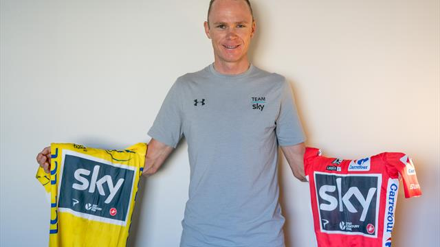Froome to start 2019 season in Colombia