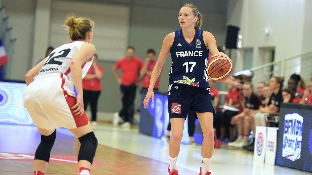 3b7b204d813ad Marine Johannès signe en WNBA avec le New York Liberty - Basketball -  Eurosport