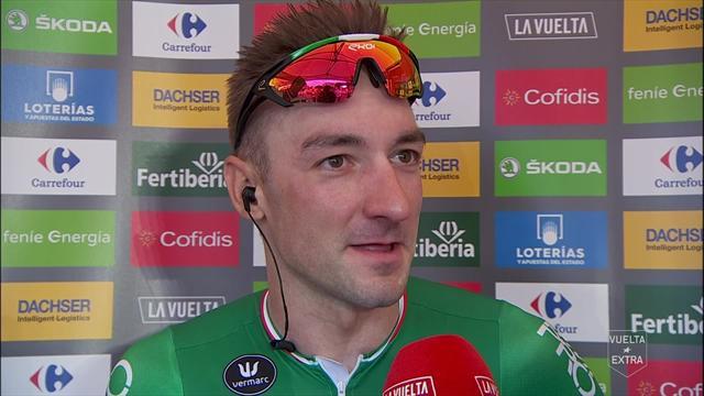 """Etappensieger Viviani gibt zu: """"Wir hatten einen anderen Plan"""""""