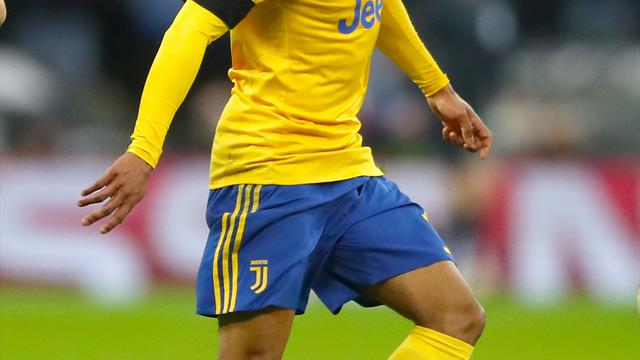 Juventus' Douglas Costa Caught Spitting Into Opponent's Mouth