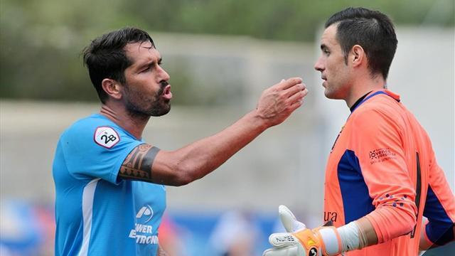 """Borriello: """"Obiettivi? Portare l'Ibiza nella Liga. Tutti mi chiamano per venire qui a giocare"""""""