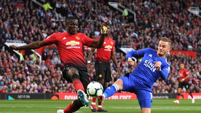 Arsenal linked with shock move for Eric Bailly